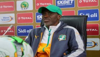 Football: le sélectionneur de la Côte d'Ivoire remercié