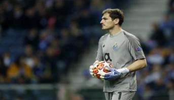 Espagne: Iker Casillas ne se présentera pas aux élections de la RFEF