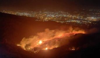 Algérie: deux morts dans des incendies dans plusieurs wilayas