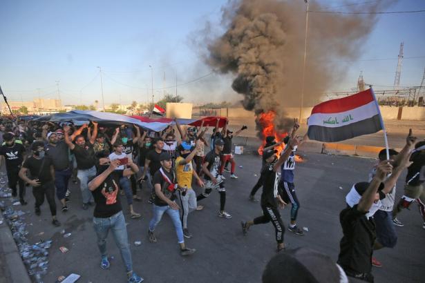 Irak: sept manifestants tués ce samedi