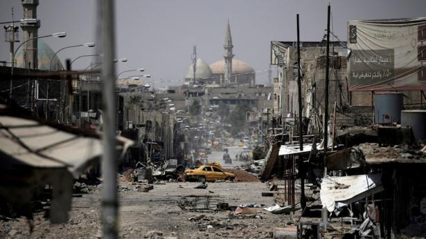 الإتحاد الأوروبي يمنح 60 مليون أورو لتمويل مشروعين لإعادة الإعمار في العراق