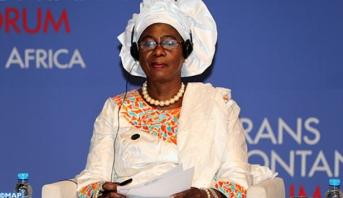 نائبة رئيس غامبيا: غامبيا متشبثة بشراكتها مع المغرب، الشريك التاريخي لبانجول