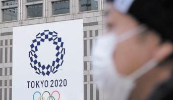 Coronavirus: le Japon a proposé le report des JO de Tokyo 2020