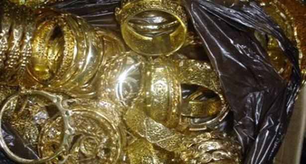 حجز 110 كيلوغراما من الفضة غير مصرح بها بميناء طنجة المتوسط