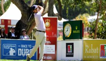 Trophée Hassan II de golf: l'Espagnol Jorge Campillo remporte la 46è édition