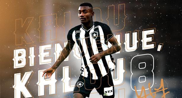 Brésil: Salomon Kalou rejoint Botafogo