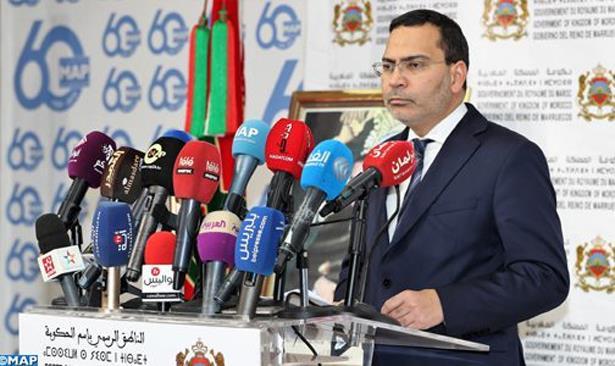 """الخلفي : تقرير الأمين العام الأخير حول الصحراء حسم بشكل صريح في وجود انتهاكات لـ""""البوليساريو"""" للقرارات الأممية"""