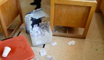 تاونات.. قائد يتعرض لاعتداء جسدي أثناء قيامه بجولة لمعاينة سير العملية الانتخابية