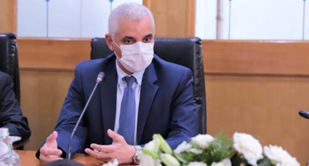 Covid-19: Khaled Ait Taleb se réjouit de la grande adhésion des citoyens à la campagne nationale de vaccination