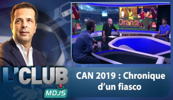 L'CLUB > CAN 2019 : Chronique d'un fiasco