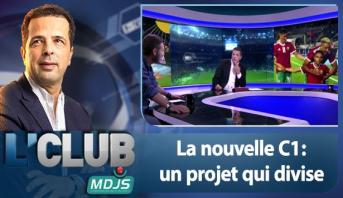 L'CLUB > La nouvelle C1: un projet qui divise