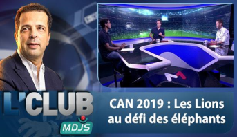 L'CLUB > CAN 2019 : Les Lions au défi des éléphants