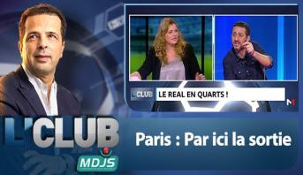 L'CLUB > Paris : Par ici la sortie