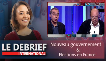 """Le debrief > """"Nouveau gouvernement : une première lecture""""&""""Elections en France : la relance des petits?"""""""