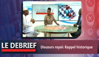 Le debrief > Discours royal: Rappel historique