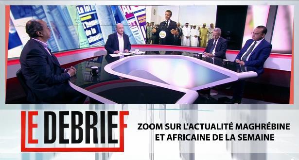Zoom sur l'actualité maghrébine et africaine de la semaine