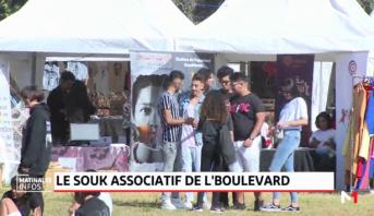 Le souk associatif de L'Boulevard