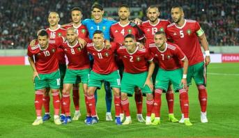 Classement FIFA: le Maroc perd deux places