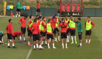 Équipe nationale des joueurs locaux: Double confrontation amicale Maroc-Niger à Niamey