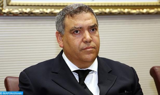 Actualité : Le Ministre de l\'Intérieur reçoit le nouveau ...