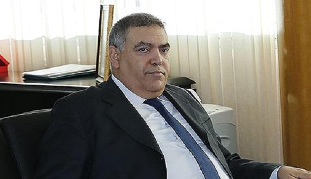"""وزير الداخلية يستقبل الممثل الخاص الجديد للأمين العام للأمم المتحدة، رئيس بعثة """"المينورسو"""""""