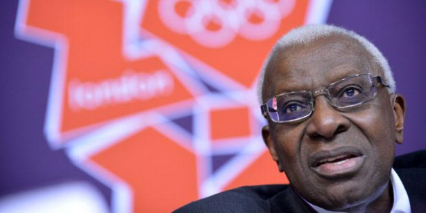 L'ex-patron de l'IAAF, Lamine Diack, rentre au Sénégal