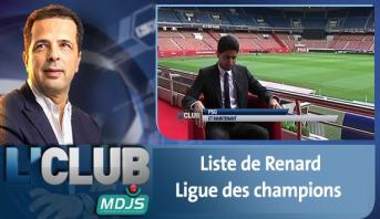 L'CLUB : Liste de Renard et Ligue des champions