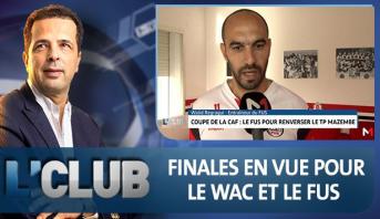 L'CLUB > Finales en vue pour le WAC et le FUS