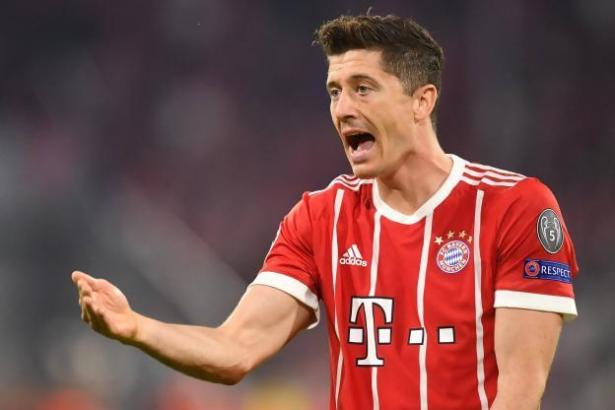 Foot: Robert Lewandowski joueur de l'année en Allemagne