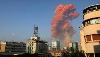 """Liban: les explosions peut-être dues à des """"matières explosives confisquées"""""""