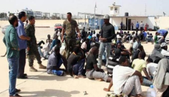 Une cinquantaine d'immigrants clandestins de la Guinée Conakry expulsés par la Libye