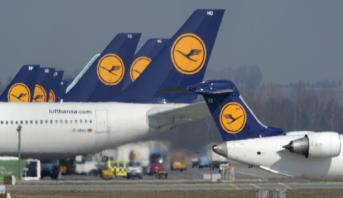 Mouvement de grève chez Lufthansa : 1.300 vols annulés jeudi et vendredi