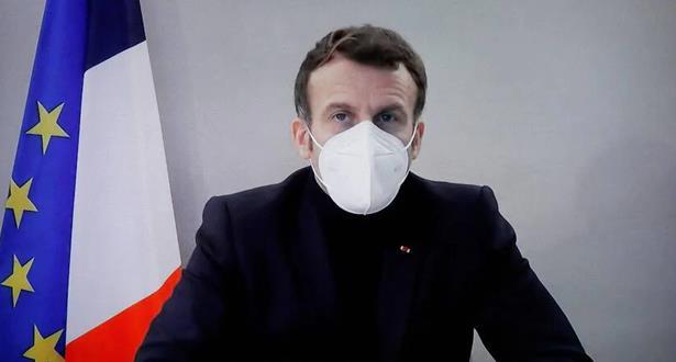 Covid-19: Macron appelle à une initiative internationale pour mieux lutter contre les variants