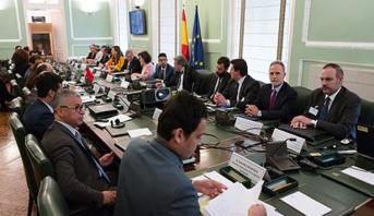اجتماع بمدريد للجنة المغربية الإسبانية المشتركة المكلفة بـ  (عملية مرحبا 2019 )