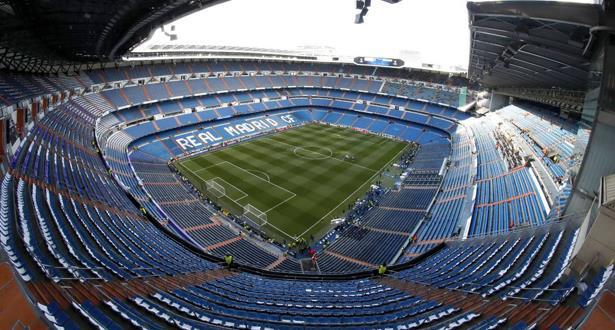 ريال مدريد يطلب من الاتحاد الاسباني اللعب خارج معقله