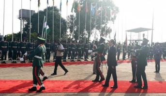 """الحبيب المالكي يشارك في تخليد """"يوم الديمقراطية"""" بجمهورية نيجيريا"""
