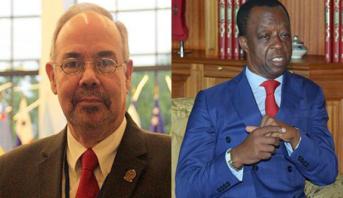 رئيس برلمان عموم إفريقيا والأمين العام التنفيذي لمنتدى فوبريل يشيدان بمبادرة المغرب إرسال مساعدات طبية للعديد من بلدان القارة الإفريقية
