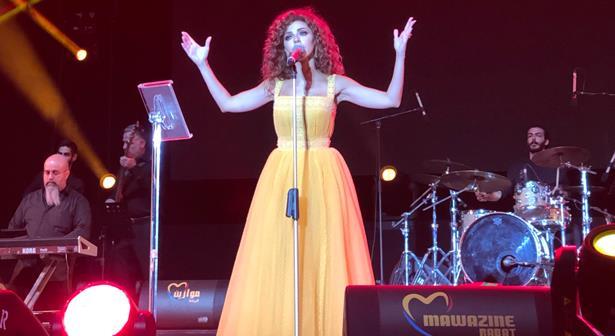 Mawazine-2019: Ambiance bouillonnante à Nahda avec la Reine de la scène, Myriam Fares