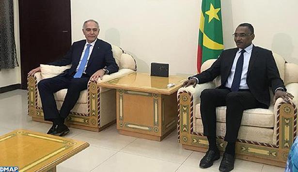 موريتانيا.. رجال أعمال مغاربة يستكشفون فرص الاستثمار بمنطقة نواذيبو الحرة