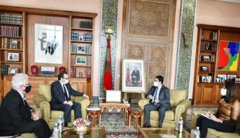 ديفيد شينكر يشيد بدعم المغرب المستمر لجهود الأمم المتحدة في ليبيا