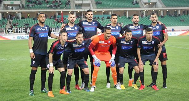تحاليل فيروس كورونا تكشف عن إصابة لاعبين من المغرب التطواني
