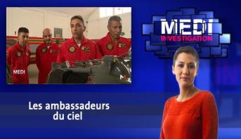 Medi Investigation > Les ambassadeurs du ciel