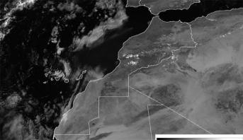 Alerte météo: averses orageuses localement fortes et temps chaud au Maroc