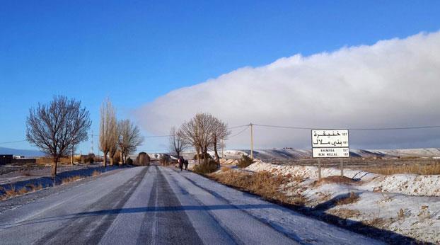 توقعات أحوال الطقس ليوم الاثنين 13 يناير