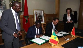 """وزير سينغالي : المغرب والسينغال تربطهما علاقات """"نموذجية وعريقة"""" على كافة المستويات"""