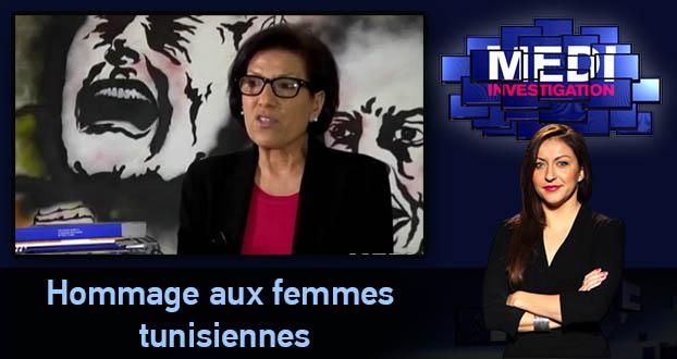 Medi Investigation > Hommage aux femmes tunisiennes