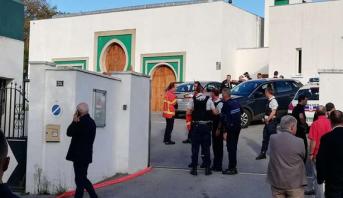 إطلاق نار على مسجد في جنوب غرب فرنسا وتوقيف المشتبه به
