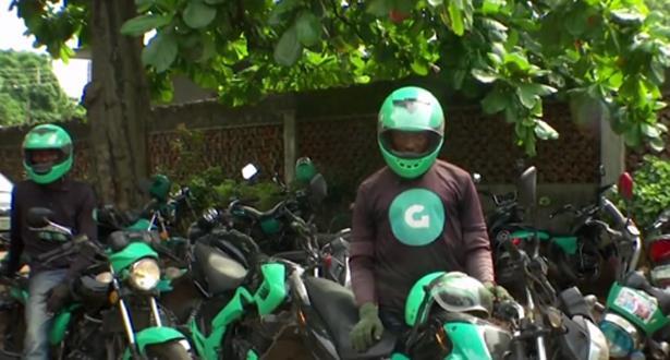 Nigeria: succès grandissant des moto-taxis