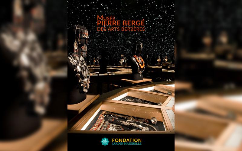 Le Musée Berbère porte désormais le nom de Musée Pierre Bergé des arts berbères