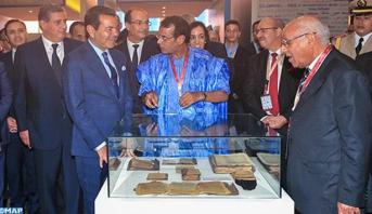 Le Prince Moulay Rachid préside l'ouverture de la 12ème édition du Salon du cheval d'El Jadida
